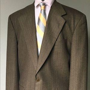 Calvin Klein Collection Men's 2-Button Men's Suit
